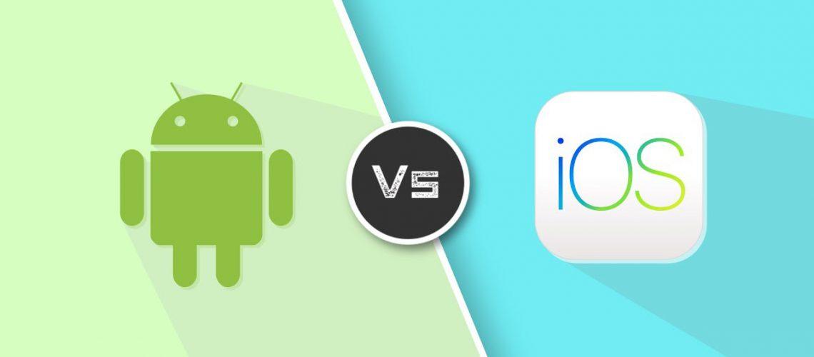 Android o iOS la batalla que nunca termina.